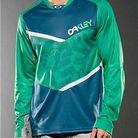 Oakley Retro V Long Sleeve Jersey