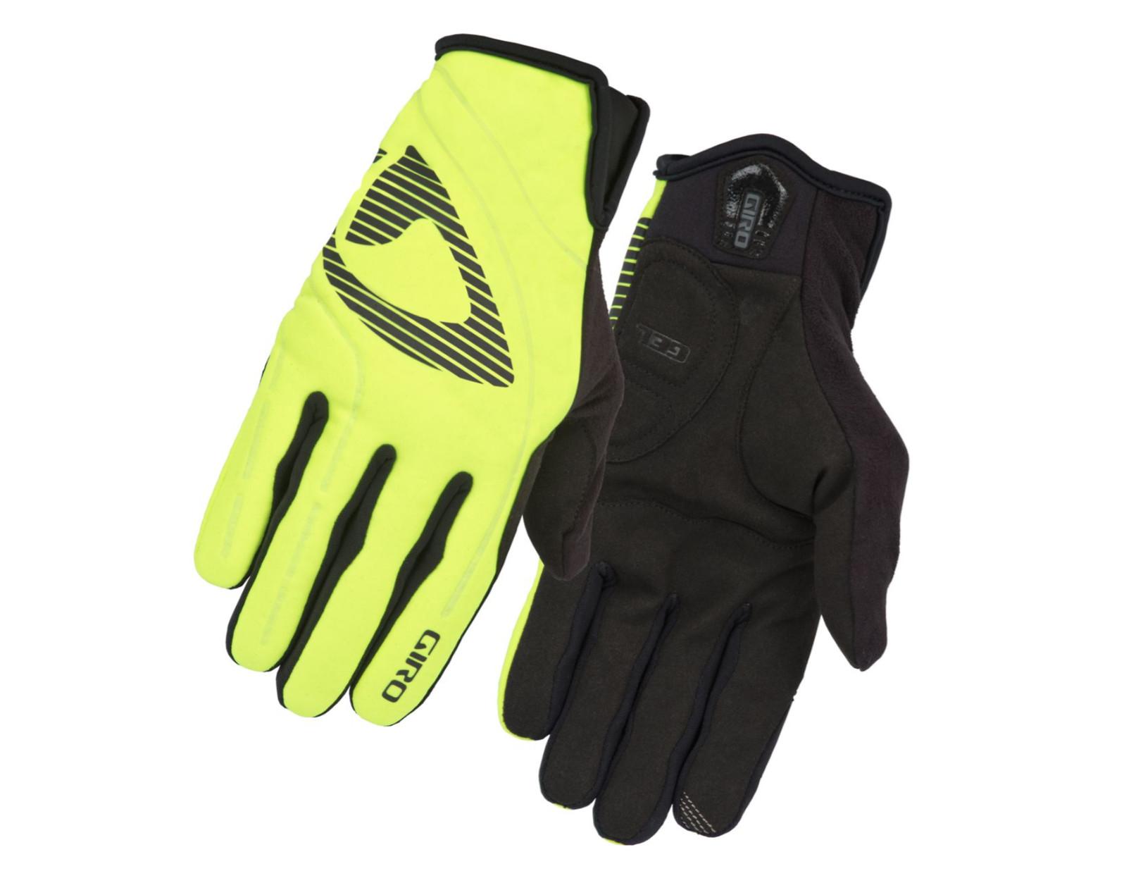 Giro Blaze Gloves - Highlight Yellow : Black