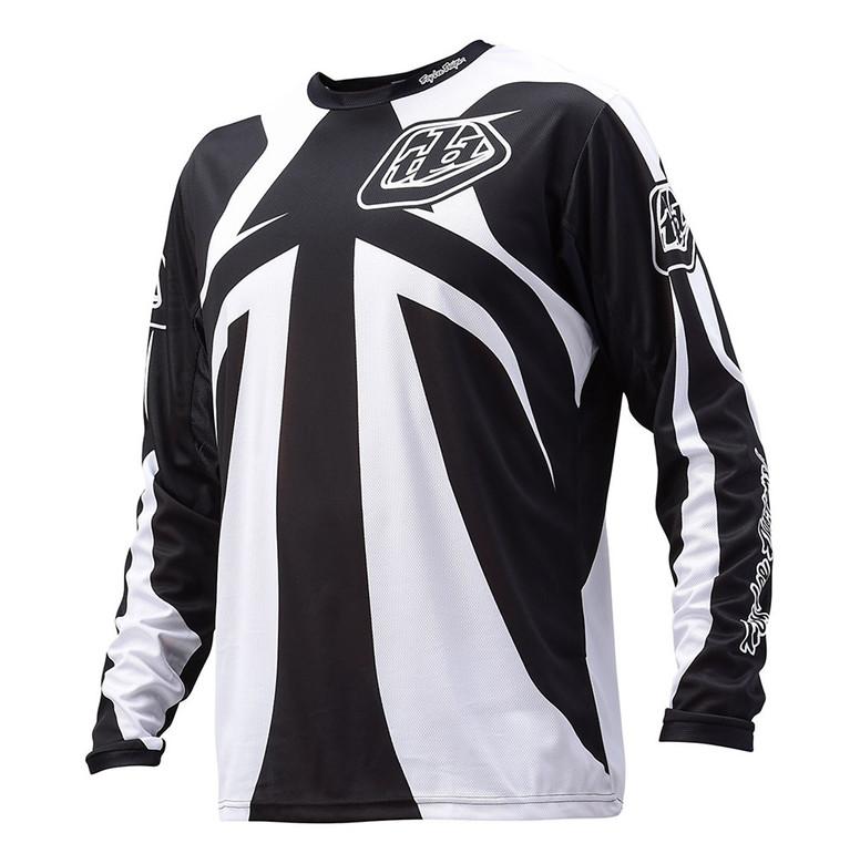 TLD Sprint Jersey - Reflex Black:White
