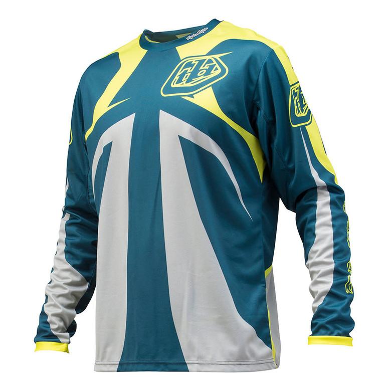 TLD Sprint Jersey - Reflex Blue