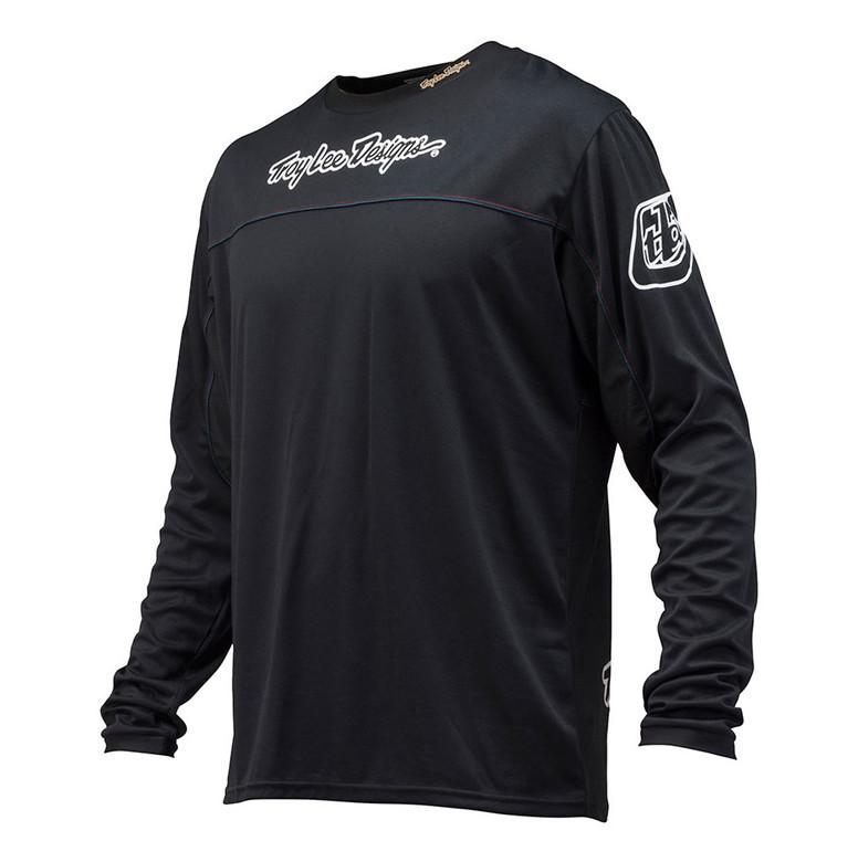 TLD Sprint Jersey - Black