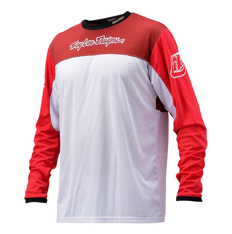 TLD Sprint Jersey - Red