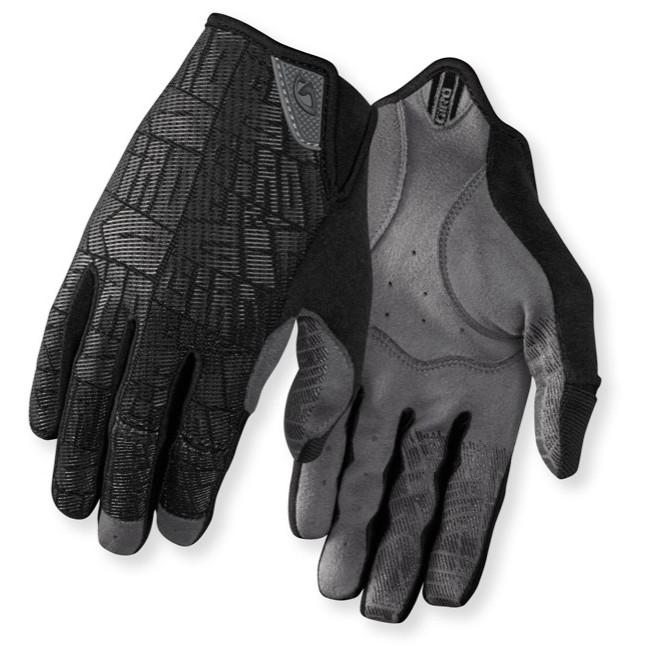 Giro DND Gloves 2016 - black:charcoal