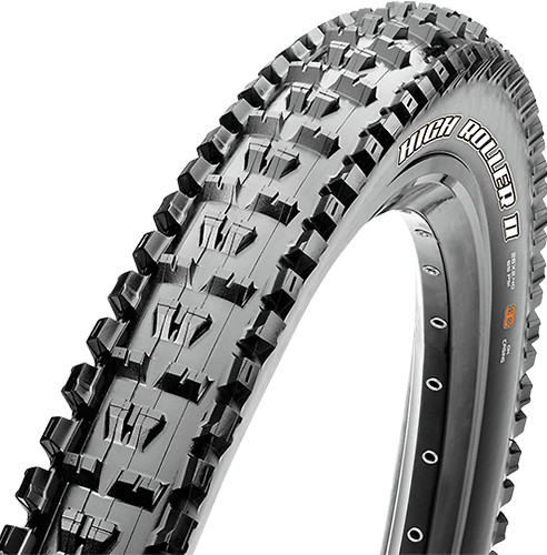 Maxxis High Roller II 3C Maxx Terra EXO Tubeless Folding Tire 27.5 x 2.40/""