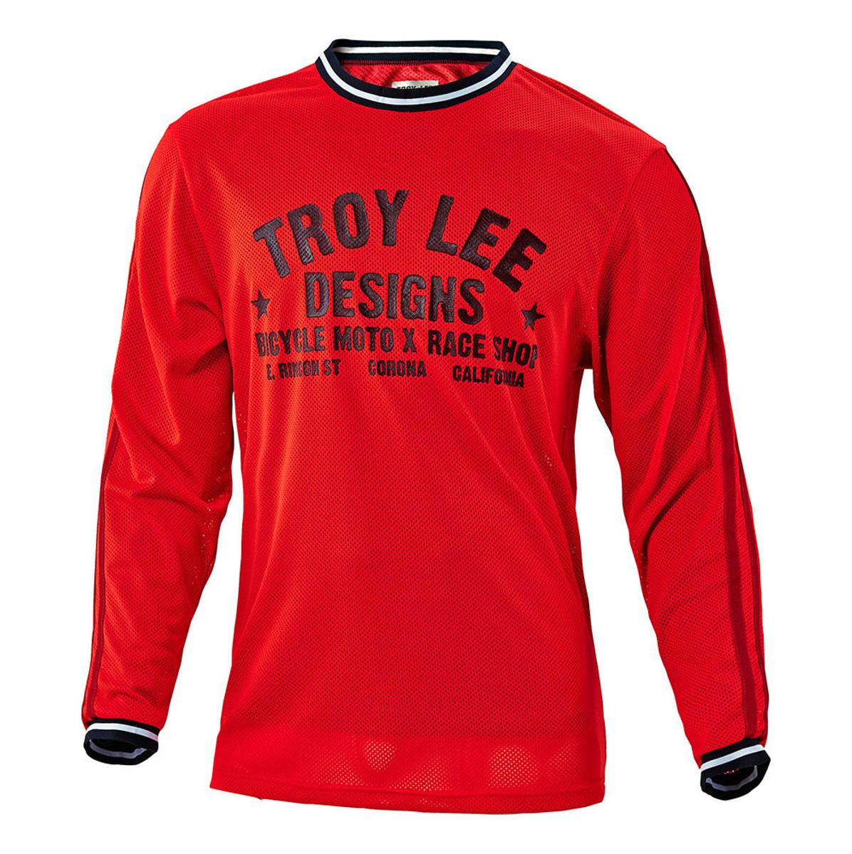 TLD Super Retro Jersey - Maroon. Related  Troy Lee Designs 2b251e3e5