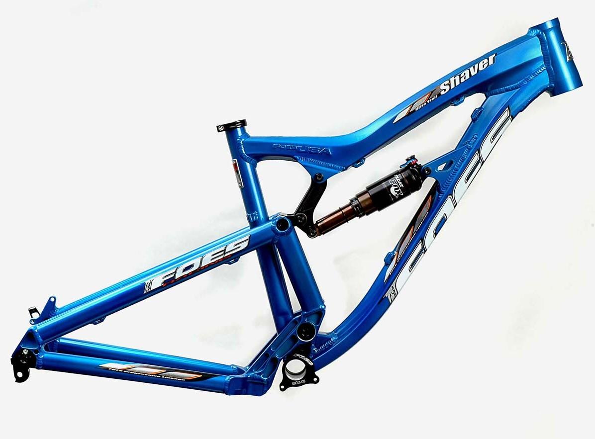 Foes Shaver Frame - Reviews, Comparisons, Specs - Mountain Bike ...