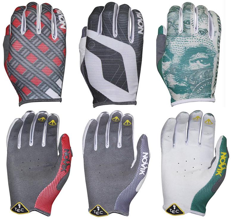 """Novik T.E.C. Gloves Novik """"That's Even Cooler"""" Gloves"""
