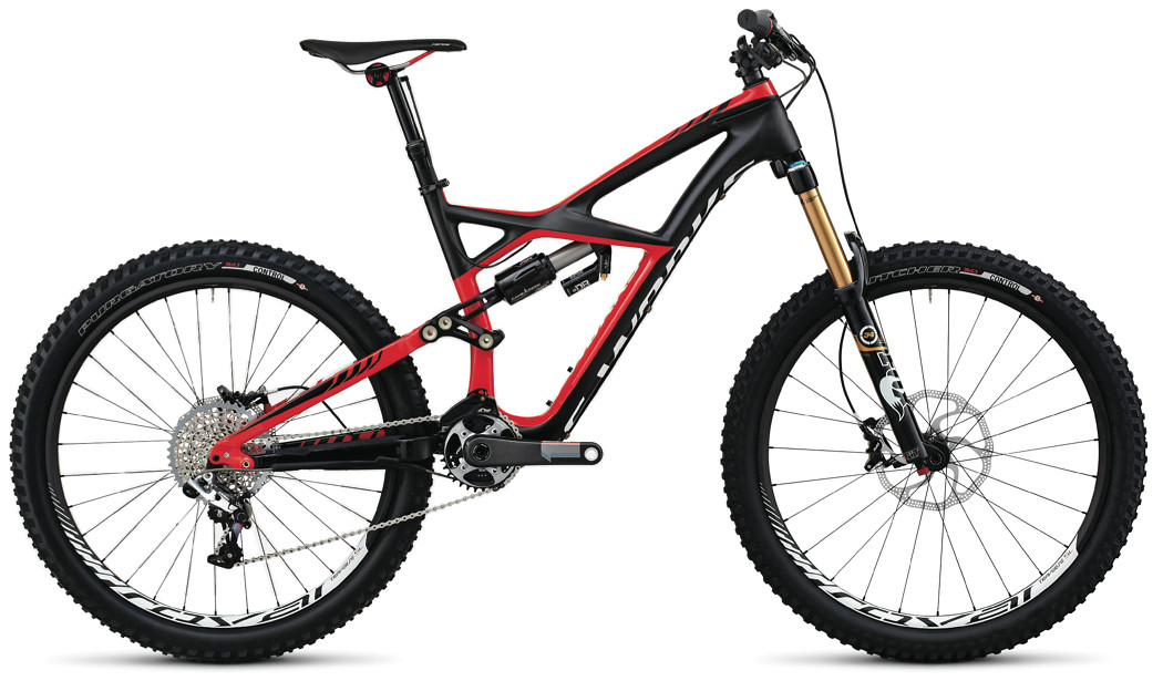 2013 Specialized S-Works Enduro Carbon