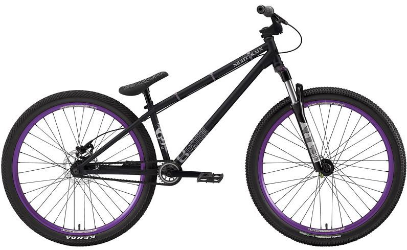 2013 Eastern Nightrain Bike NIGHTTRAIN_Purple-nofrontbrake