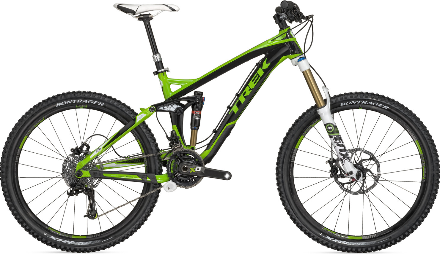 2012 Trek Slash 9