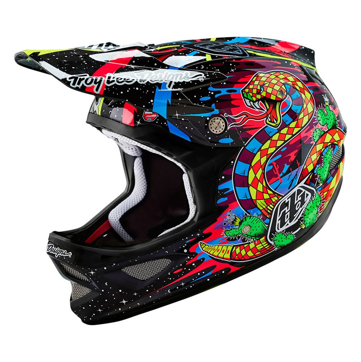 Troy Lee Designs D3 Carbon Full Face Helmet Reviews