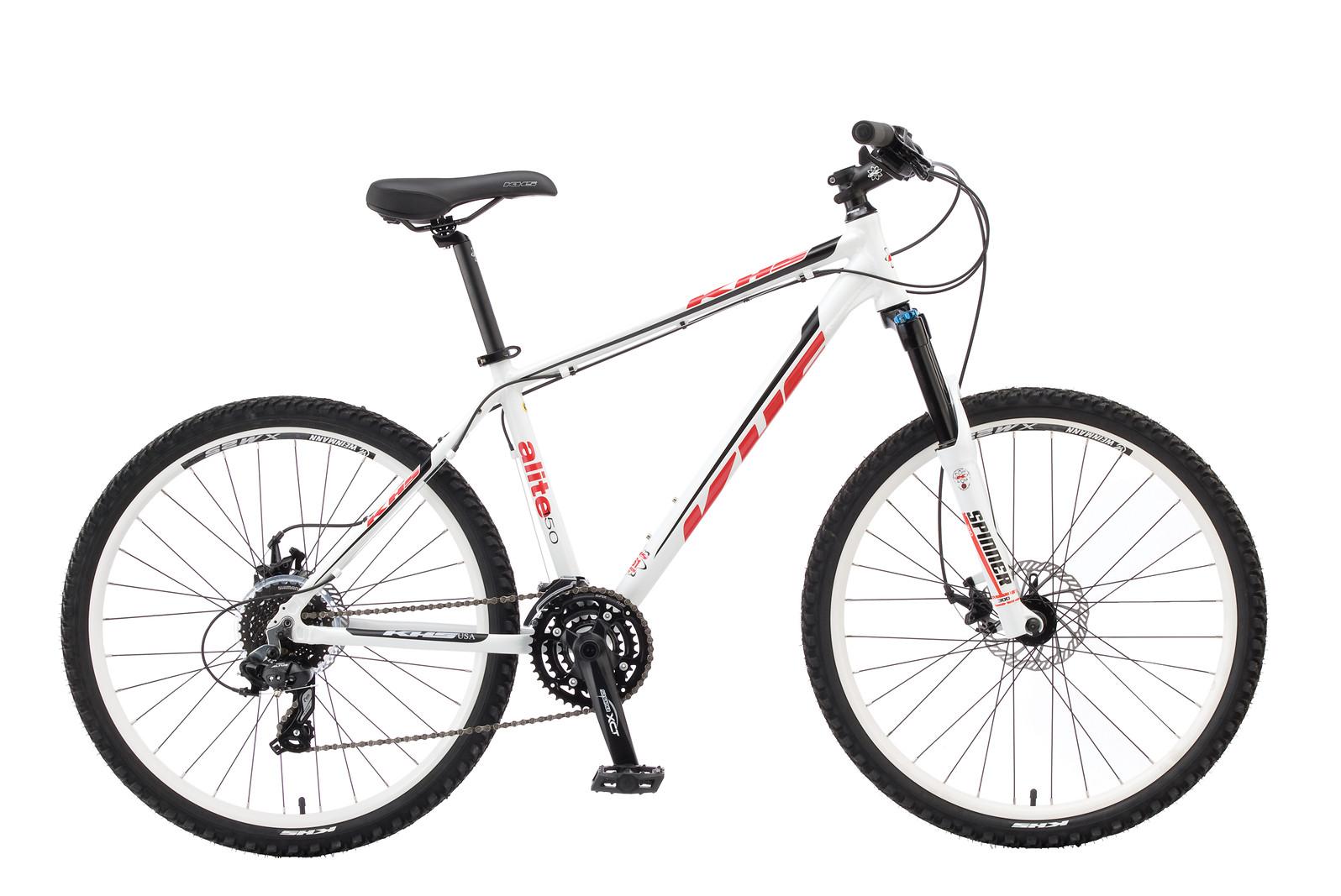 2013 KHS Alite 150 Bike 2013 Alite 150 - White