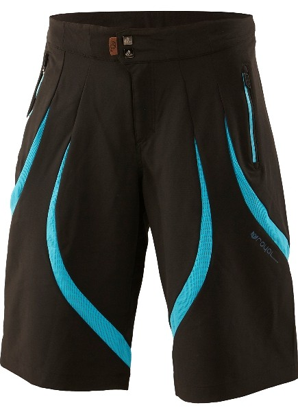 Royal Women's Concept  Riding Short concept short black turq f