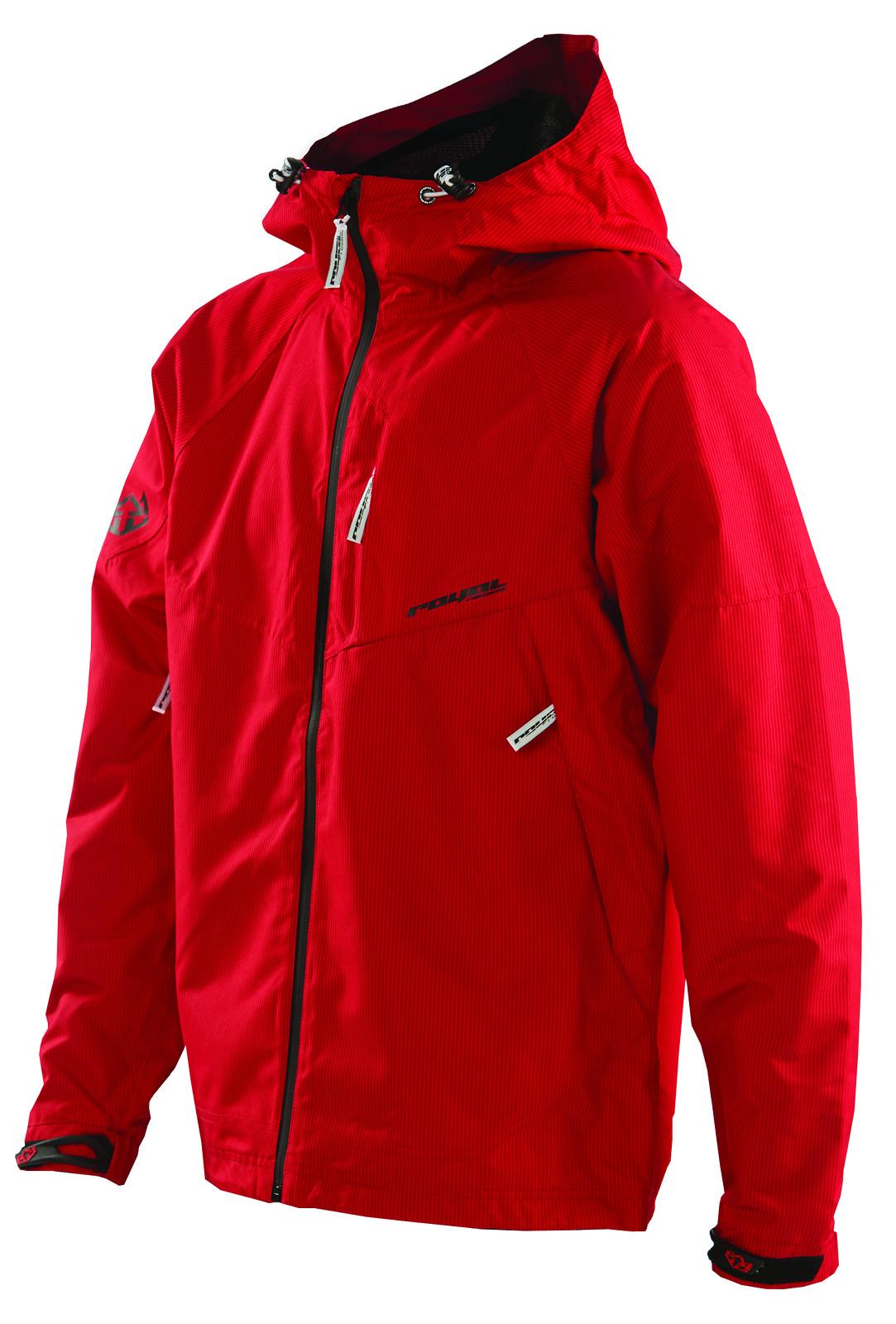 matrix red jacket-f
