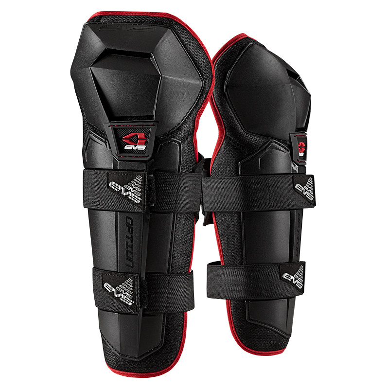 EVS Sports 2013 OPTION KNEE/SHIN GUARD  Front