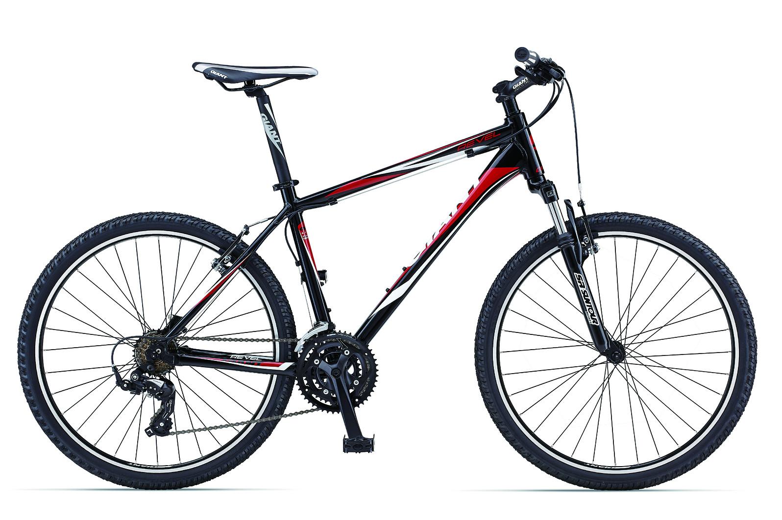 2013 Giant Revel 4 Bike Revel_4
