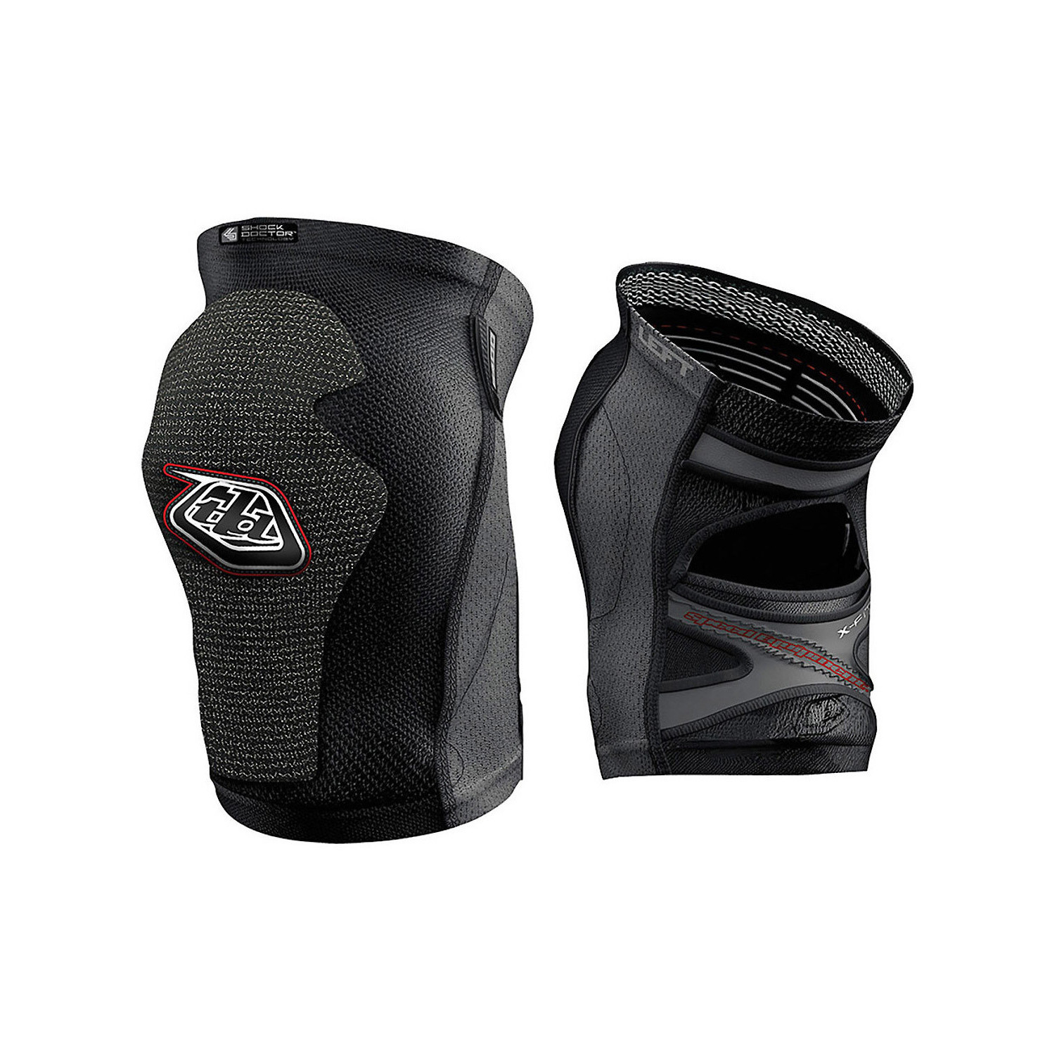 TLD 5400 Knee Guards Short