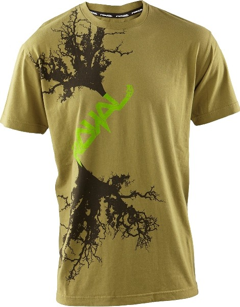 casual roots tee