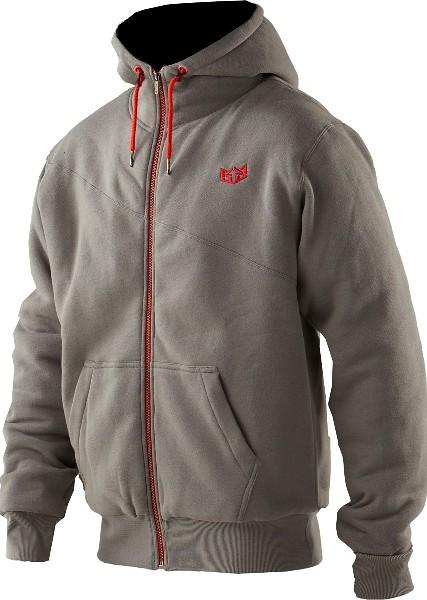 Royal 2014 Arctic Hoody  casual grey red hoody
