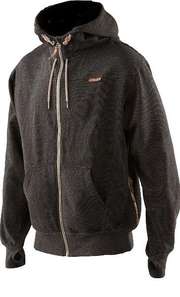 casual grey hoody