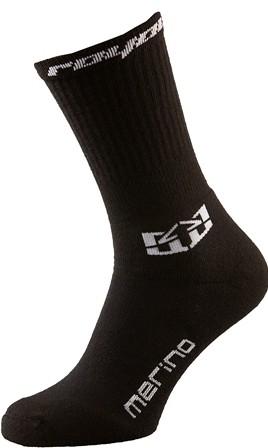 Merino-crew-sock web