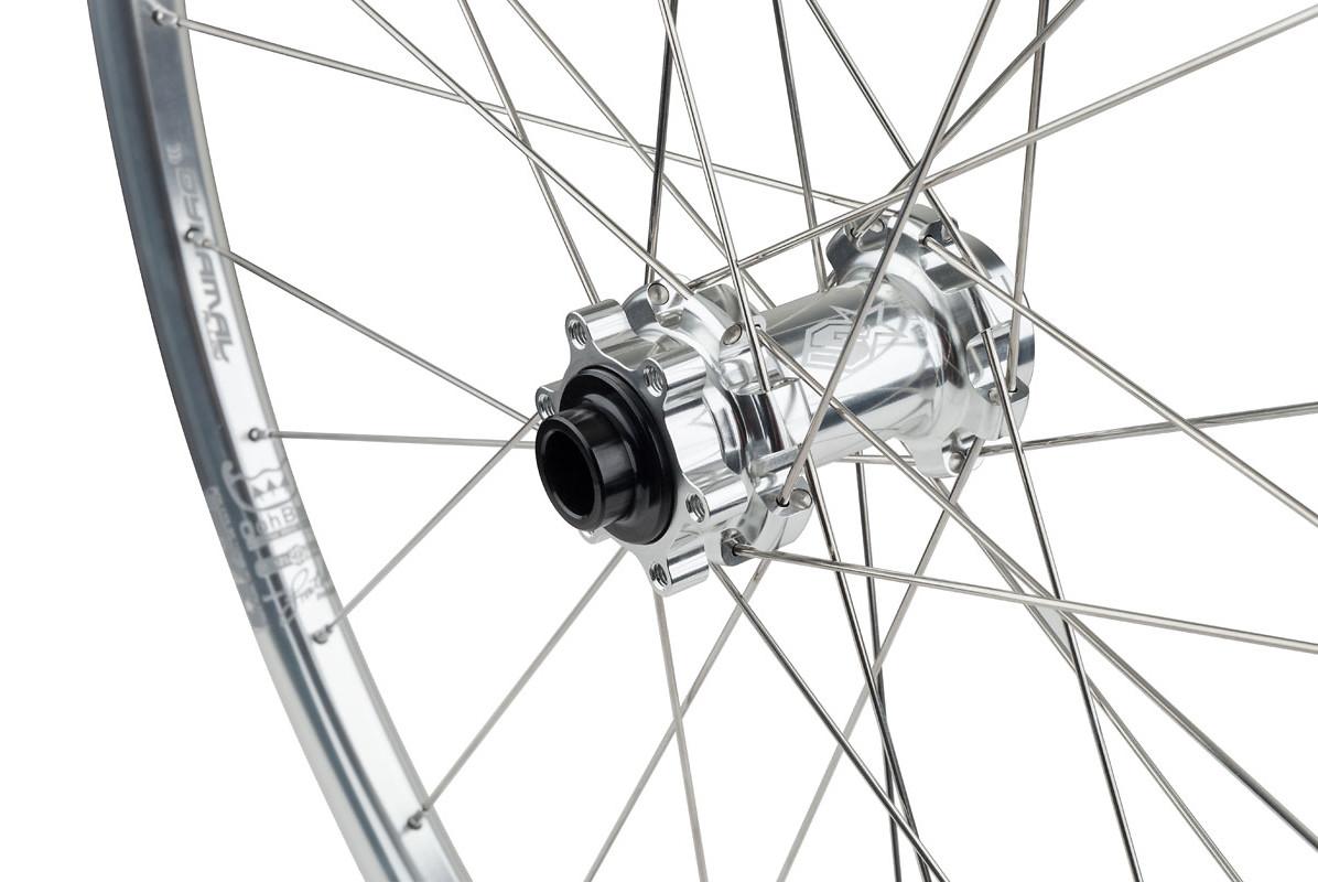 "Details about  /2 QTY Spank Oozy Evo 26AL 32 Hole 26/"" Mountain Bike Wheel Rims Black 420g NEW"