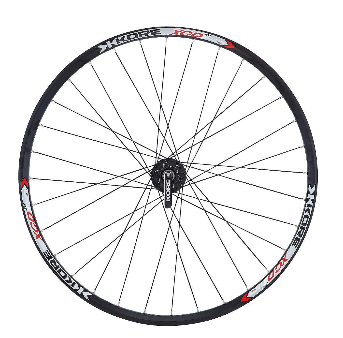 Wheel - XCD Front 2013