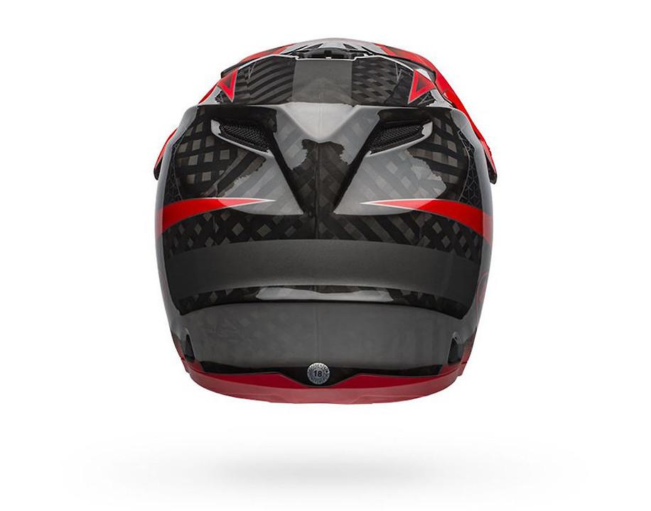 Bicycle Handlebar Bike Bell Ninja Face Head