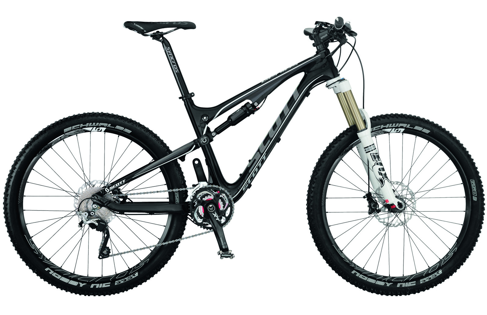 2013 Scott Genius 720 - Reviews, Comparisons, Specs - Mountain Bikes