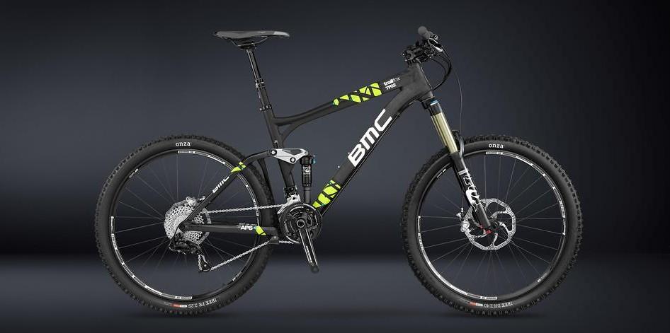 2013 BMC - TrailFox TF02 Trailcrew