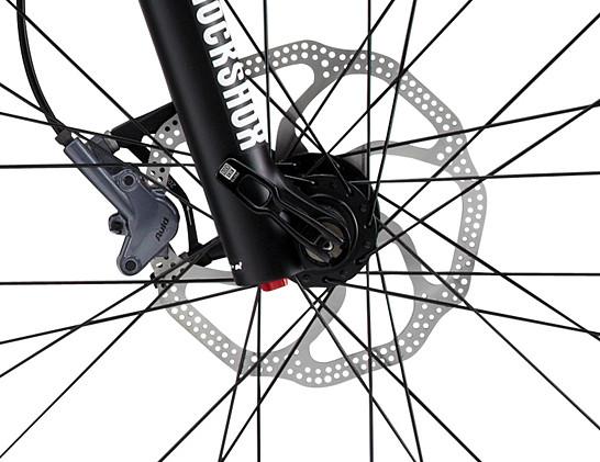 2013 Felt Edict Nine 3 Front wheel