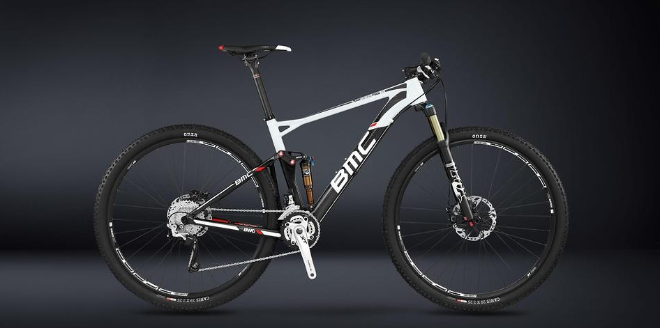 2013 BMC Fourstroke FS02 29 XT  Bike Fourstroke FS02 XT 29