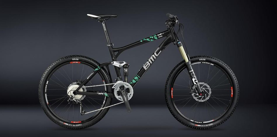 BMC Trailfox TF03 Deore-SLX