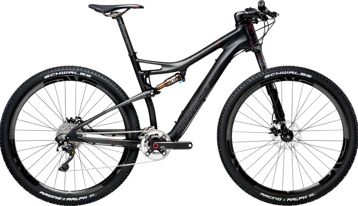 2013 Cannondale Scalpel 29er Carbon Ultimate Bike