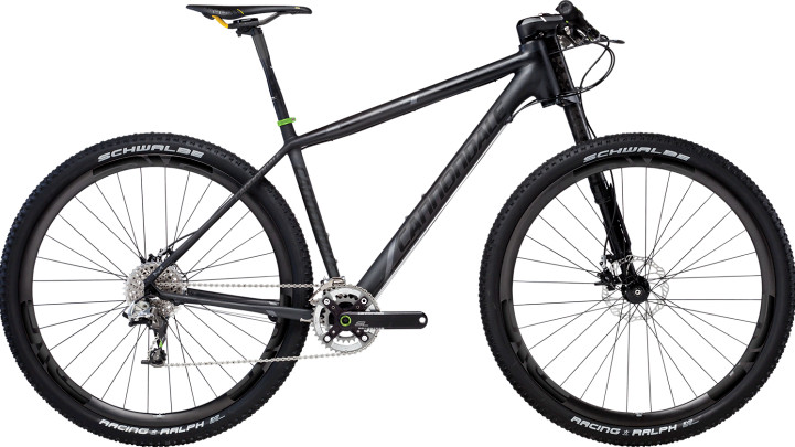 2013 Cannondale F-Series F29 Carbon Ultimate