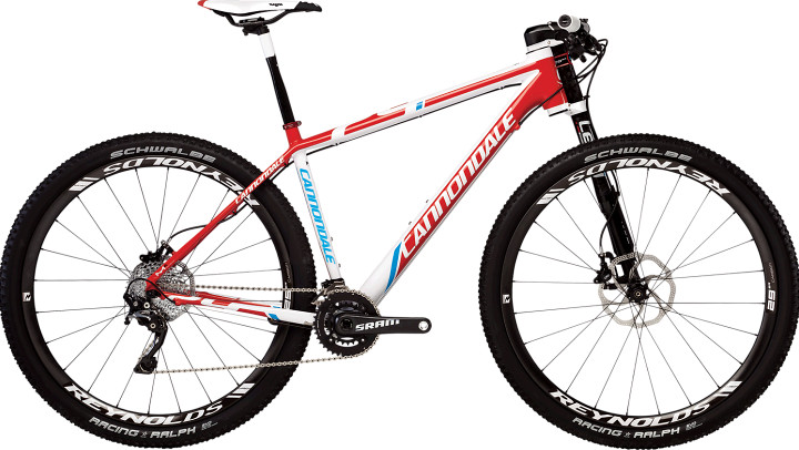 2013 Cannondale F-Series F29 Carbon 1