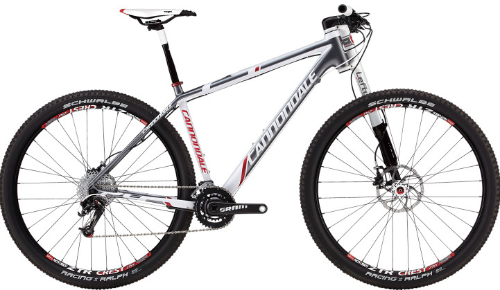 2013 Cannondale F-Series F29 Carbon 2