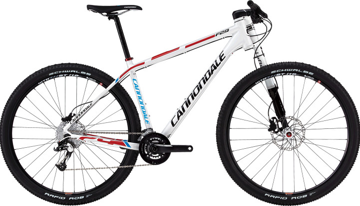 2013 Cannondale F-Series F29 1