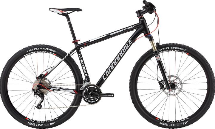 2013 Cannondale Trail SL 29er 1 (black)