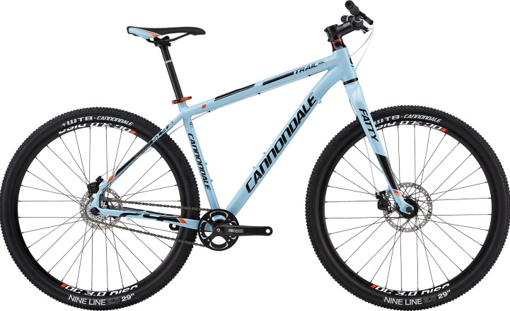 2013 Cannondale Trail SL 29er 3 SS