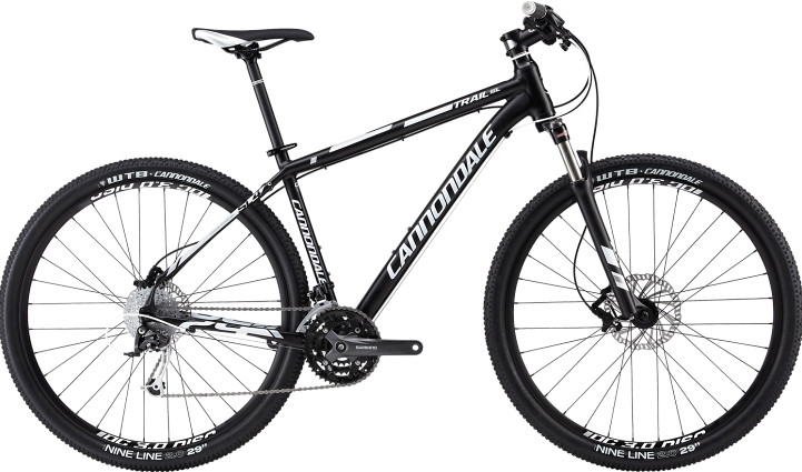 2013 Cannondale Trail SL 29er 4 (black)