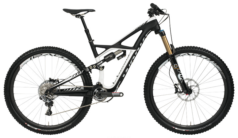 2013 Specialized S-Works Enduro 29 SE