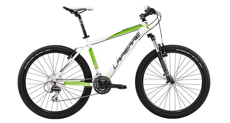 2013 Bike - Lapierre Raid 100