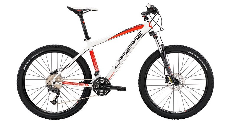 2013 Bike - Lapierre Raid 500