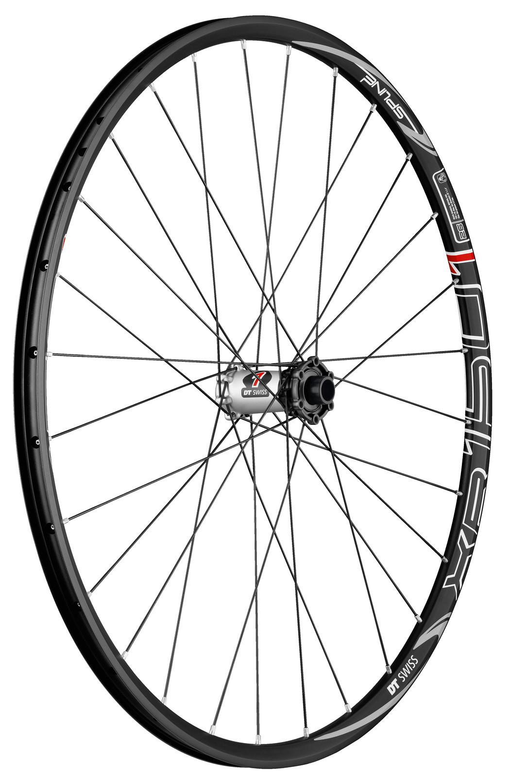 DT Swiss XR1501 Spline ONE 26 Wheelset PHO_XR_1501_SPLINE_ONE_26_BLACK_TA_15_100_FW_RGB