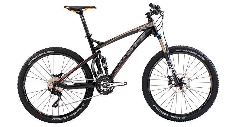 2013 Bike - Lapierre X-Control 610