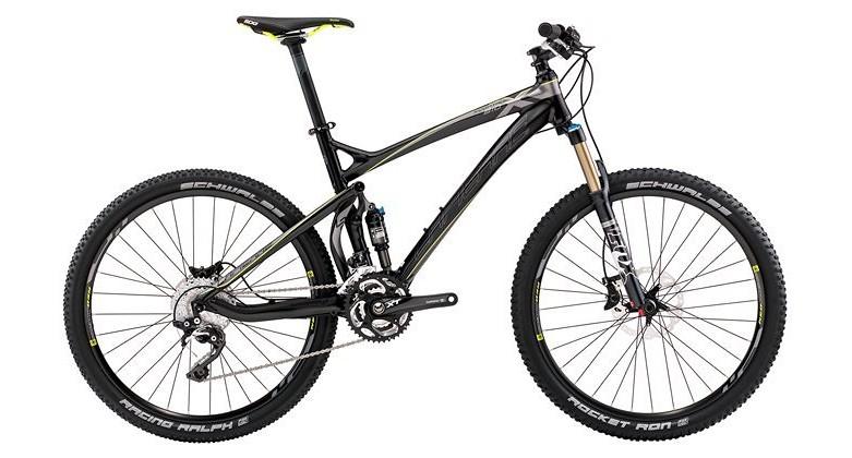 2013 Lapierre X-Control 810 Bike 2013 Bike - Lapierre X-Control 810