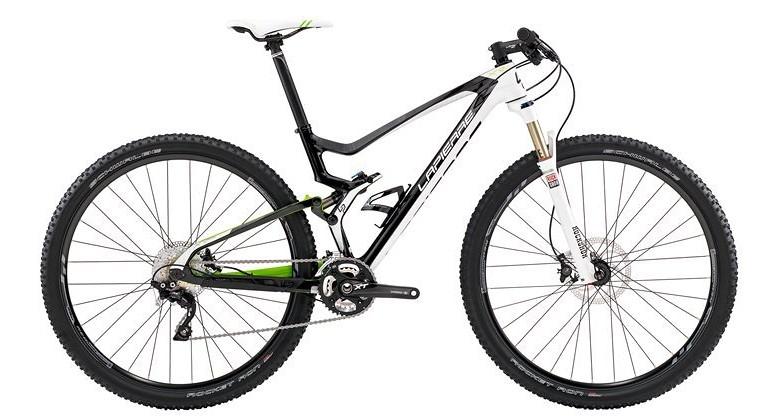 2013 Lapierre XR 529 Bike 2013 Bike - Lapierre XR 529