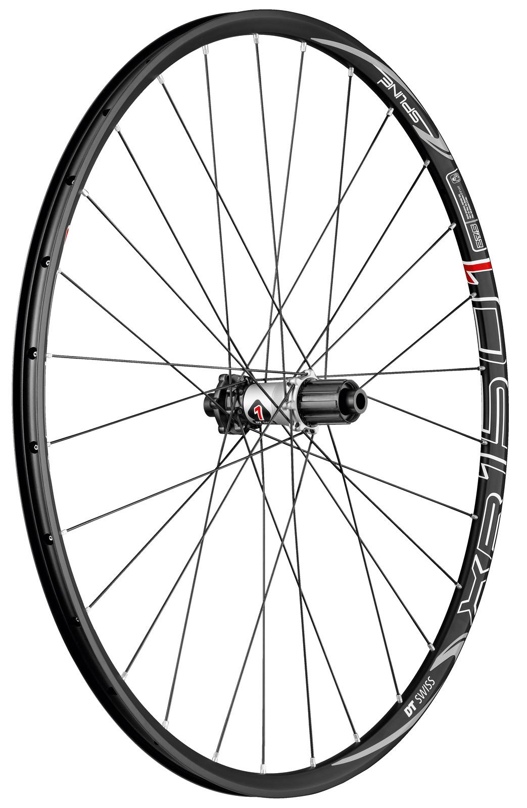 DT Swiss XR1501 Spline ONE 27.5 Wheelset PHO_XR_1501_SPLINE_ONE_27.5_BLACK_TA_12_142_RW_RGB