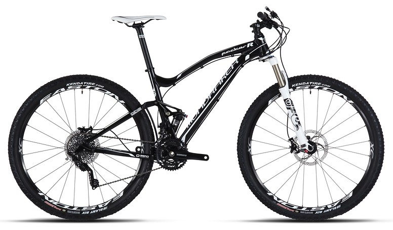 bike - mondraker factor r 29er